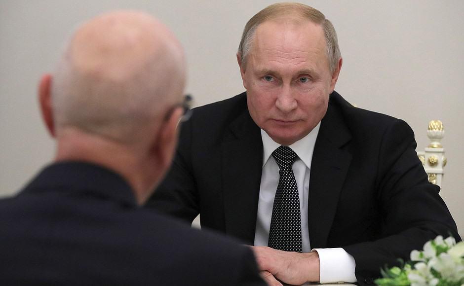 Russland schließt sich dem Zentrum des WEF für die vierte industrielle Revolution an